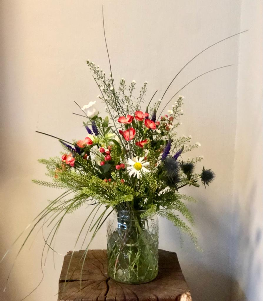 Blumenstrauß der Woche 08.03.2021